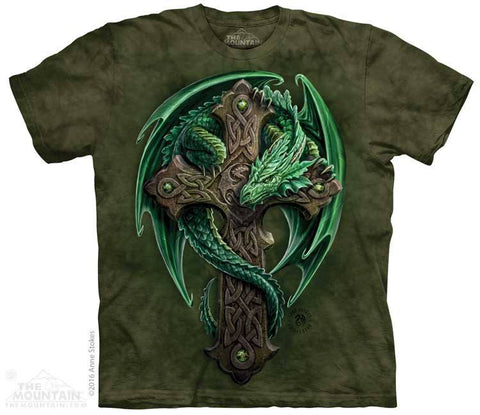 Woodland Guardian - T-Shirt - Moonstoneartwear