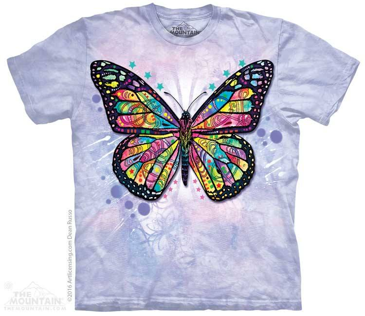 Butterfly - T-Shirt - Moonstoneartwear