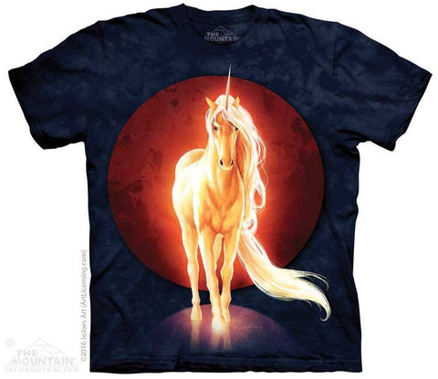 Last Unicorn - T-Shirt - Moonstoneartwear