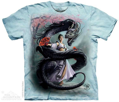 Dragon Dancer - T-Shirt - Moonstoneartwear