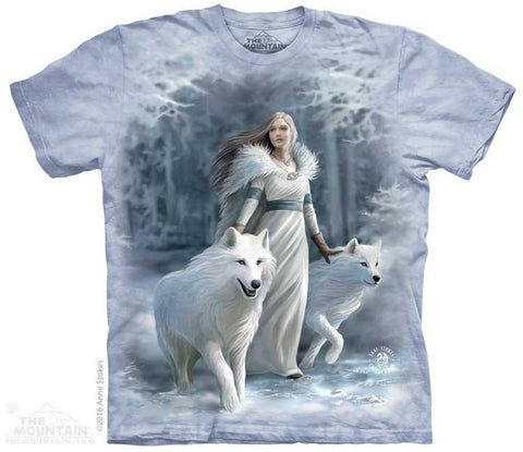 Winter Guardians - T-Shirt - Moonstoneartwear