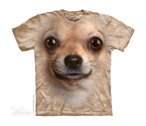 Chihuahua Face - Youth - Moonstoneartwear