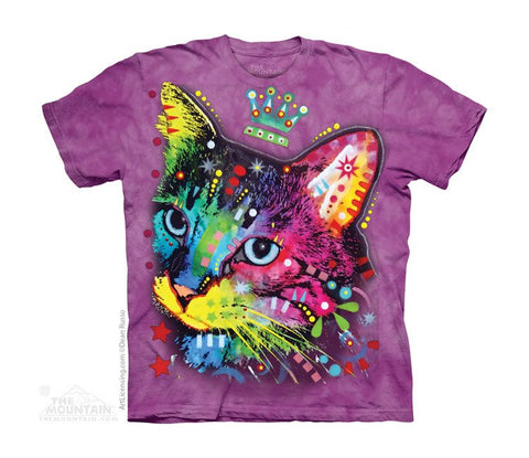 Crown Kitten - Youth - Moonstoneartwear