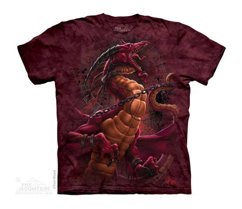 Unchained Dragon - Youth - Moonstoneartwear