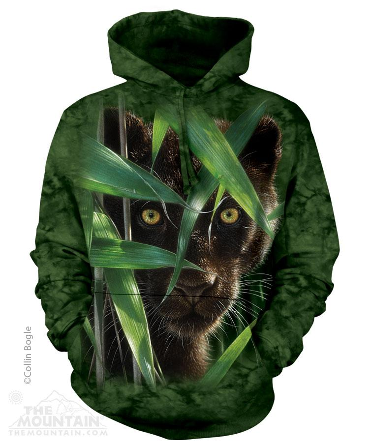 Wild Eyes- Hoodies