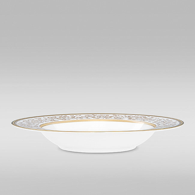 Summit Gold 4912 Rimmed Soup Plate