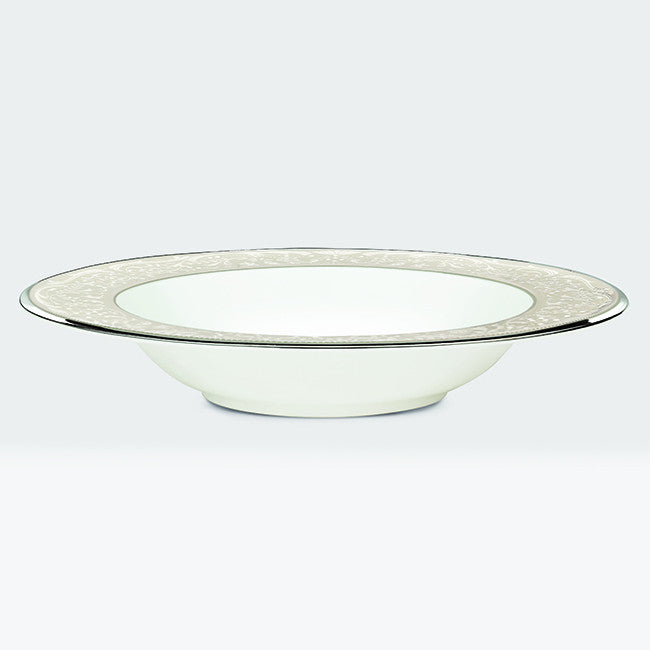 Silver Palace 4773 Rimmed Soup Plate 21.5cm