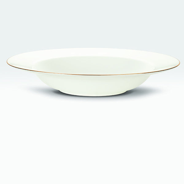Accompanist 4886 Rimmed Soup Plate