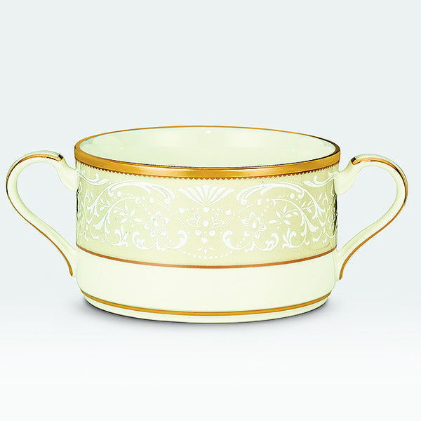 White Palace 4753 Cream Soup Cup w/Handles