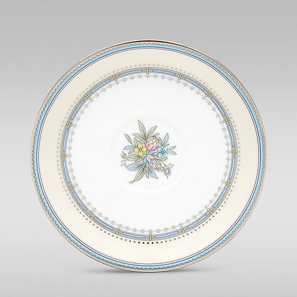 Jardin Fleuri 4910 Cream Soup Saucer (for 10/410)