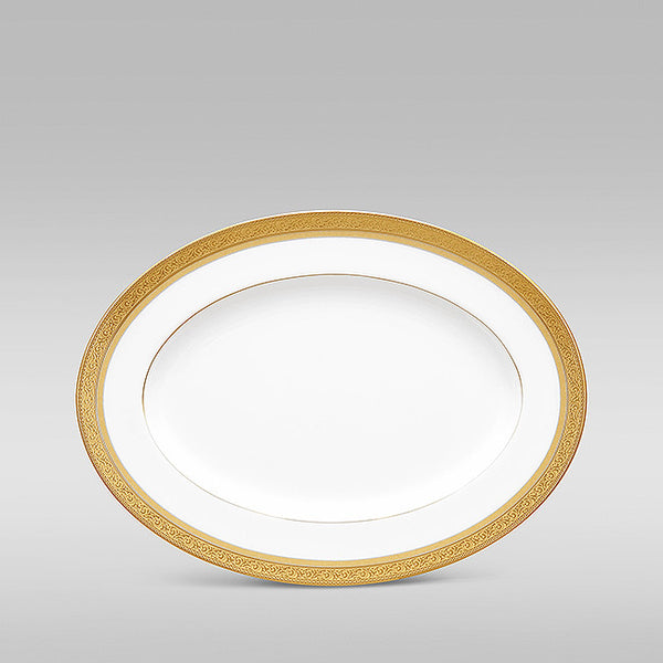 Summit Gold 4912 Oval Platter Small 31cm