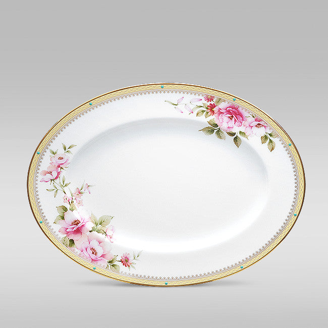 Hertford 4861 Oval Platter Small 31cm