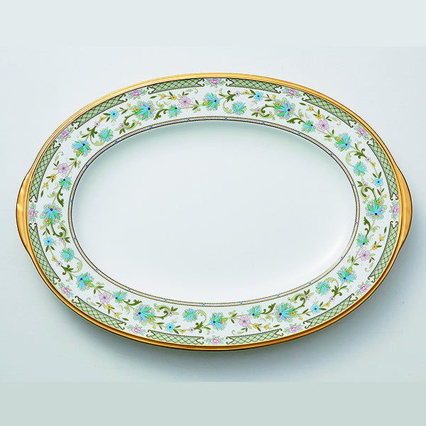 Yoshino 9983 Oval Platter Medium