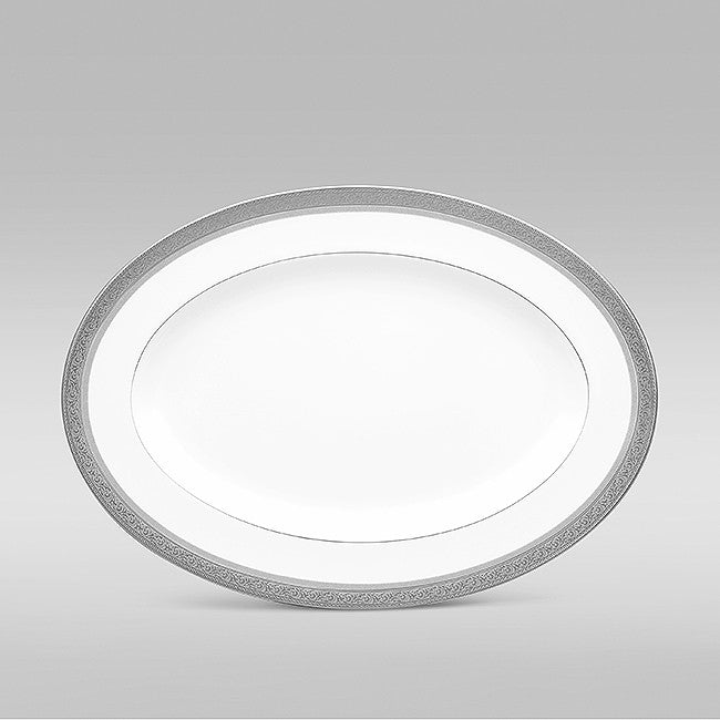 Summit Platinum 4919 Oval Platter Medium