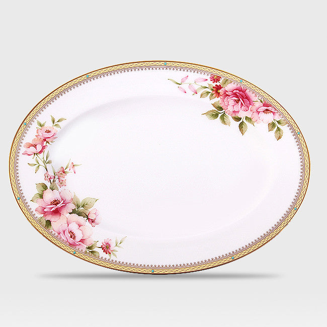 Hertford 4861 Oval Platter Medium 36.5cm