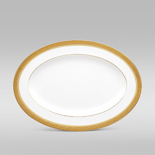 Summit Gold 4912 Oval Platter Medium