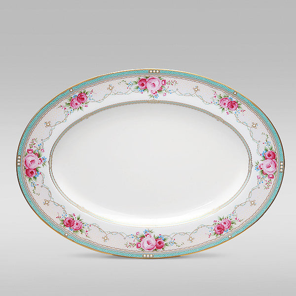 Palace Rose 4863 Oval Platter Medium 36.5cm