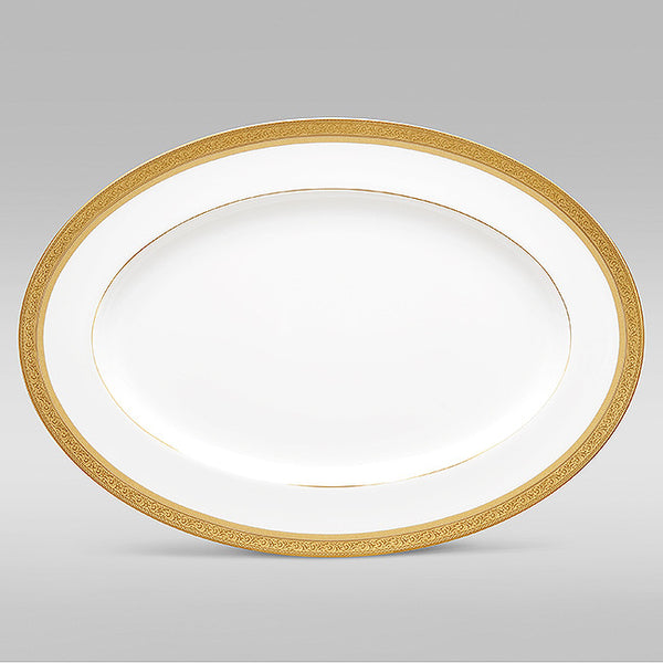 Summit Gold 4912 Oval Platter Large 41cm