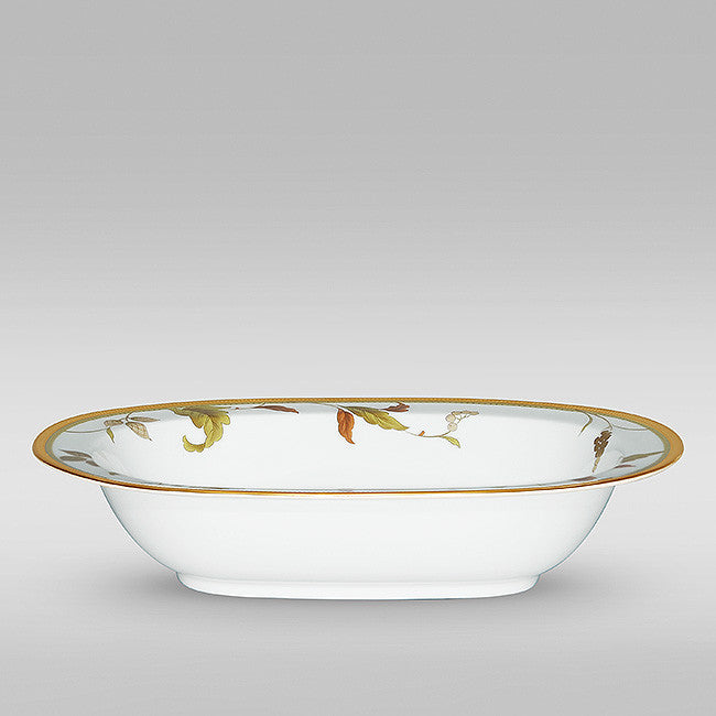 Islay 4885 Oval Serving Bowl 26cm