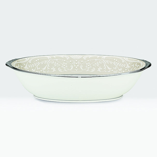 Silver Palace 4773 Oval Serving Bowl 26cm