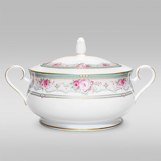 Palace Rose 4863 Covered Vegetable/Casserole
