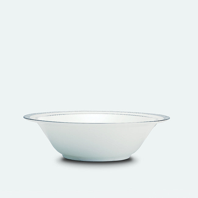 Odessa Platinum 4875 Round Serving / Salad Bowl 21.5cm