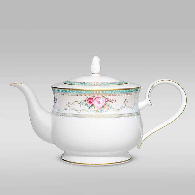 Palace Rose 4863 Tea Pot