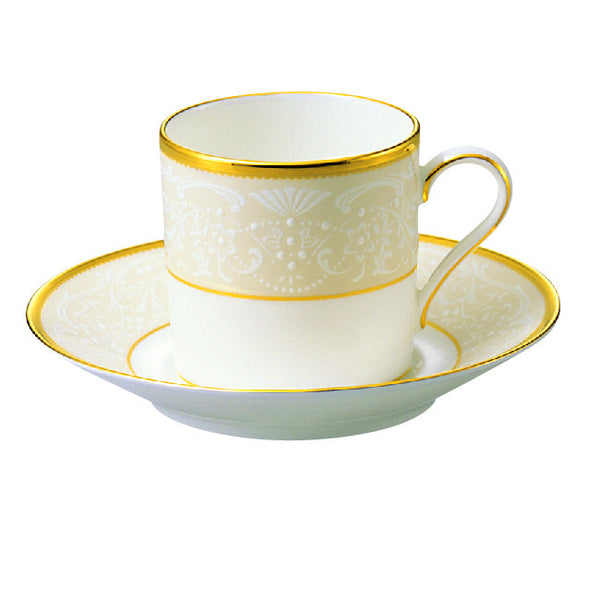 White Palace 4753 Mocca (AD) Coffee Saucer