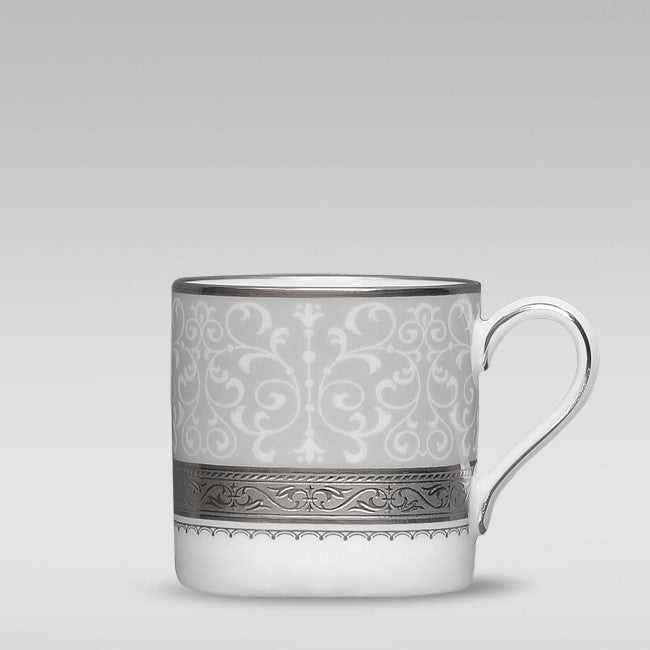 Odessa Platinum 4875 Mocca (AD) Coffee Cup