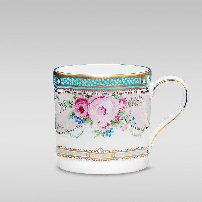 Palace Rose 4863 Mocca (AD) Coffee Cup