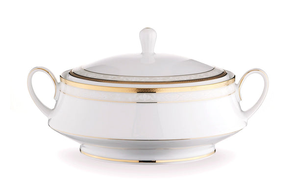 Hampshire Gold 4335 Covered Vegetable / Casserole