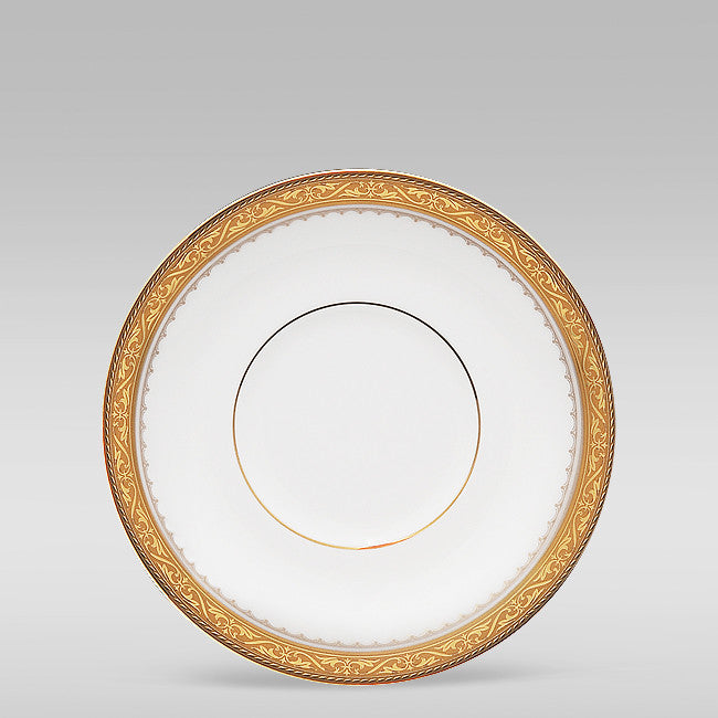 Odessa Gold 4874 Mocca (AD) Coffee Saucer