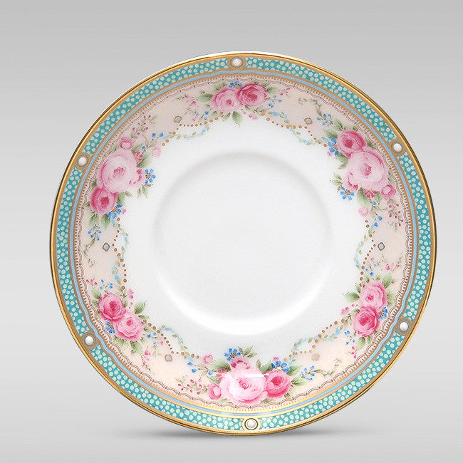 Palace Rose 4863 Mocca (AD) Coffee Saucer