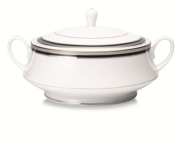 Austin Platinum 4360 Covered Vegetable / Casserole