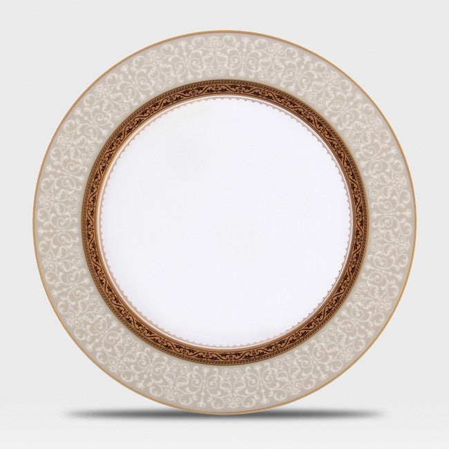Odessa Gold 4874 Accent Plate 23cm