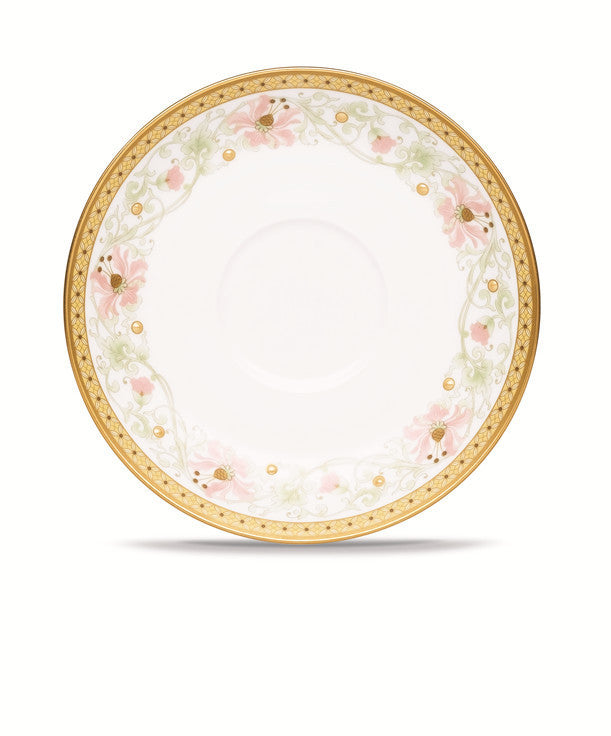 Blooming Splendor 4892 Tea Saucer