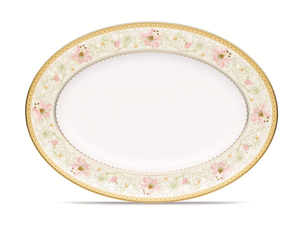 Blooming Splendor 4892 Oval Platter Medium 37cm