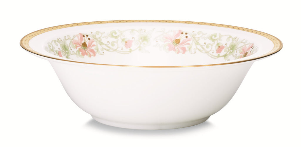 Blooming Splendor 4892 Round Serving / Salad Bowl 24.5cm