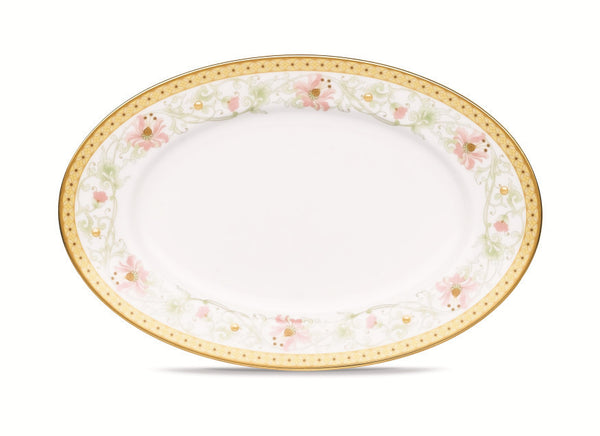 Blooming Splendor 4892 Gravy / Relish Tray