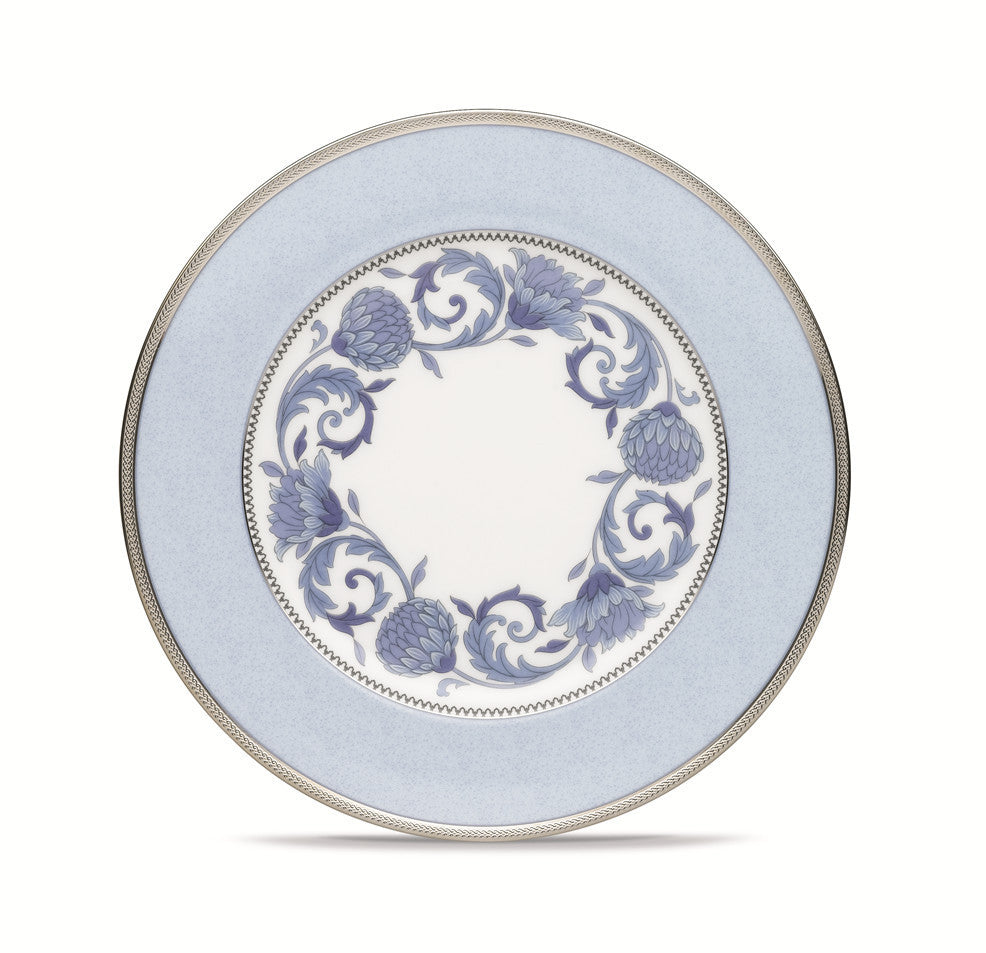 Sonnet in Blue 4893 Accent Plate 23cm