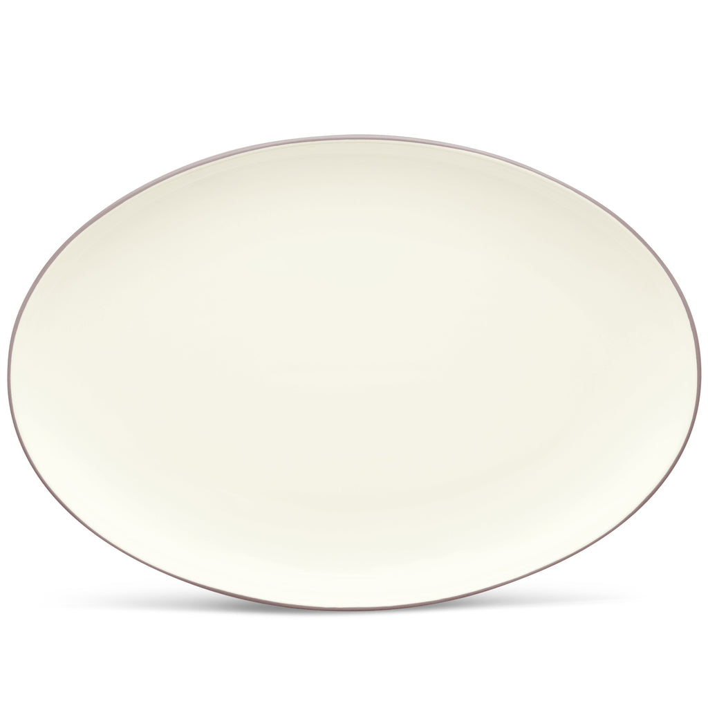 Colorwave Clay 5101 Oval Platter 16""
