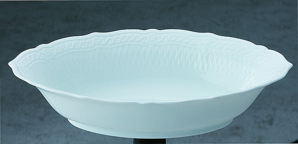 Cher Blanc 1655 Oval Bowl