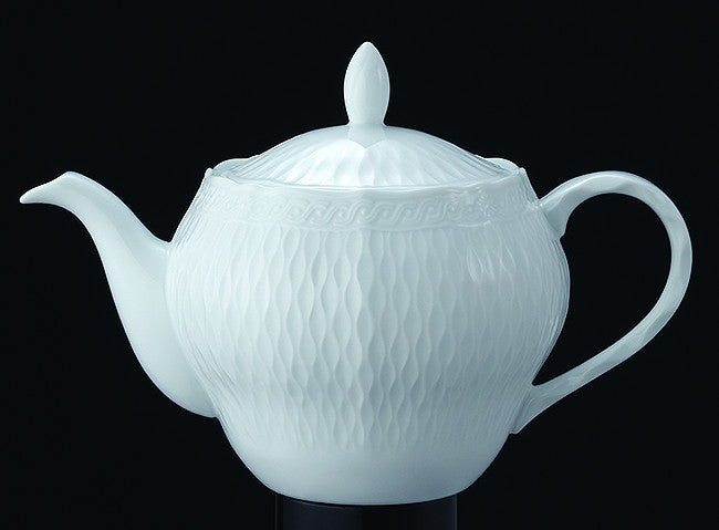 Cher Blanc 1655 Tea Pot with Cover (Large)
