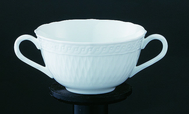 Cher Blanc 1655 Soup Cup
