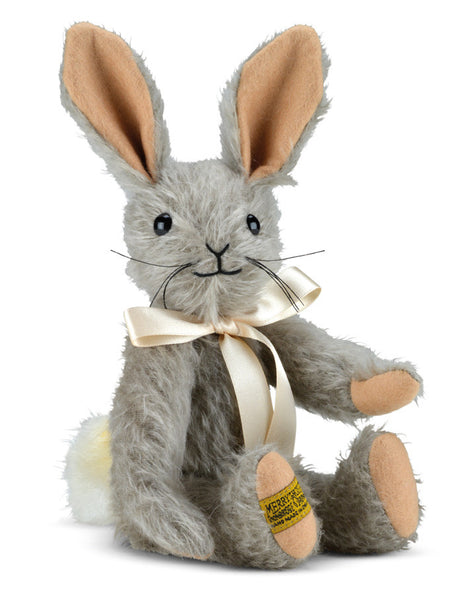 "Merrythought Binky Bunny 9"" handmade traditional teddy bear *Free Offical Merrythought Gift Box*"