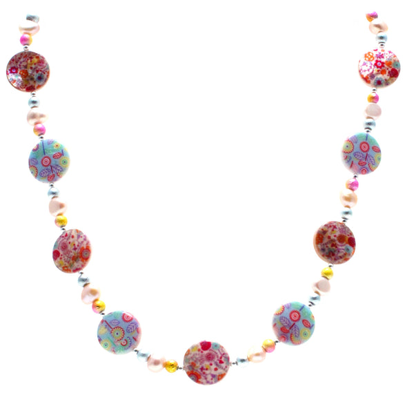 "Ronin Deco Necklace 18"" (Type 1)"