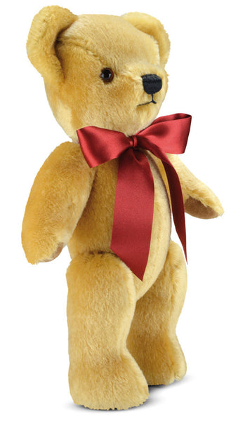 "Merrythought London Gold 14"" handmade traditional teddy bear *Free Offical Merrythought Gift Box*"