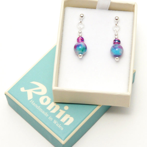 Ronin Patchwork Earrings (Type 3)