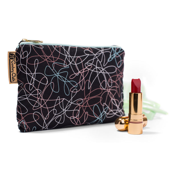 Memphis Noir Makeup bag