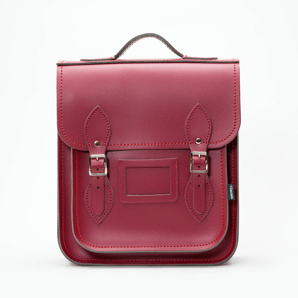 City Backpack Oxblood